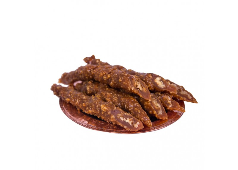 Crushed Walnut Coated Walnut Churchkhela