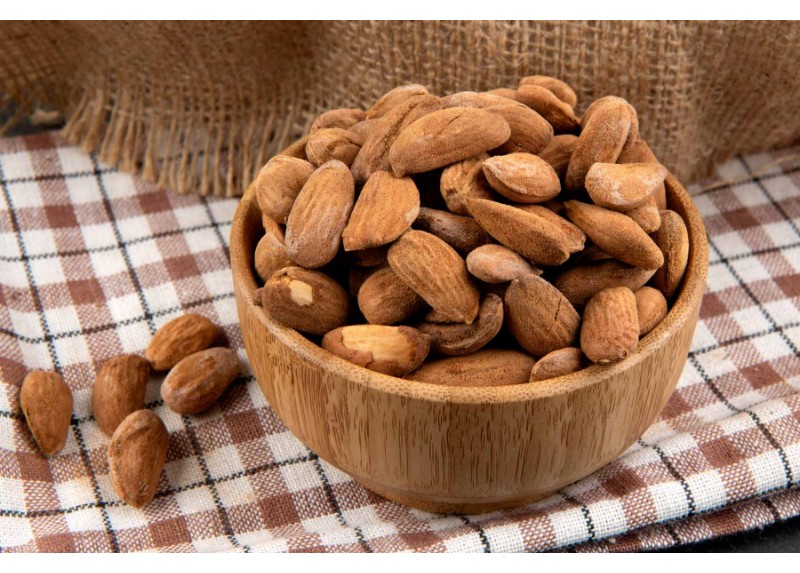 Almond Roasted