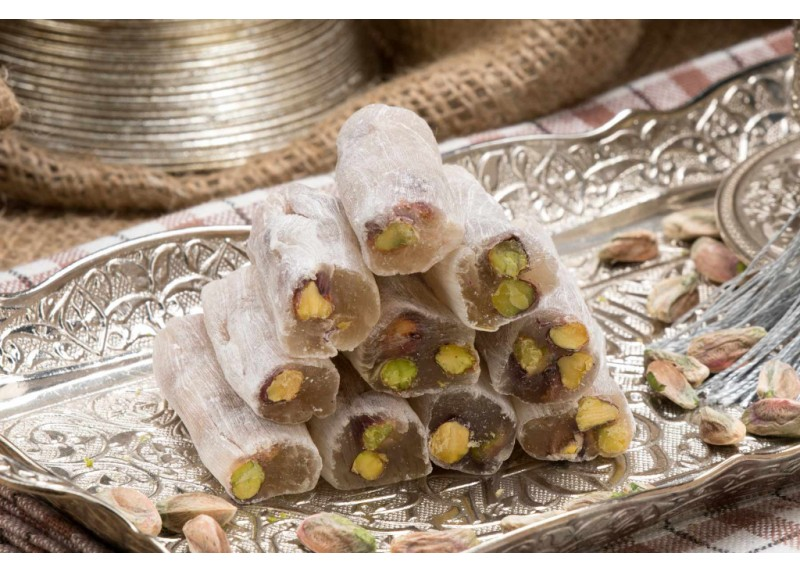 Finger Turkish Delight with Pistachio